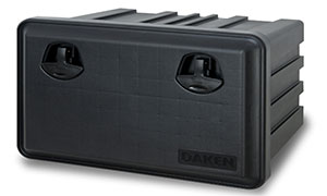 Daken Just Plastic Toolboxes - L600xH415xD460